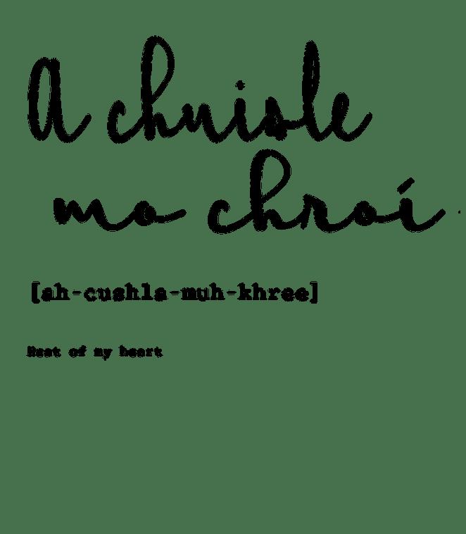 a+chuisle